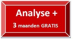 Analyse + 3 mnd GRATIS